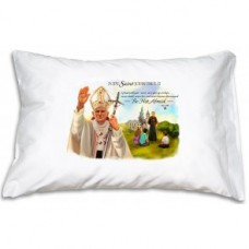 Prayer Pillowcase - Pope St. John Paul II