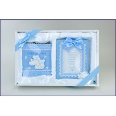 CHILD OF GOD FRAME AND ALBUM BOY GIFTSET