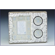 BABY BOY PICTURE FRAME GIFT SET