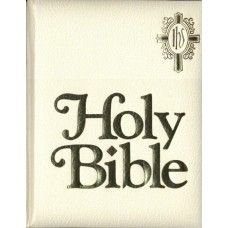 NAB CATHOLIC FAMILY BIBLE.  White