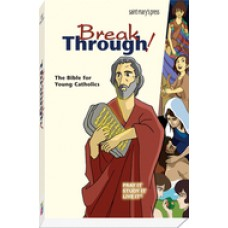 Breakthrough! (paperback)  The Bible for Young Catholics