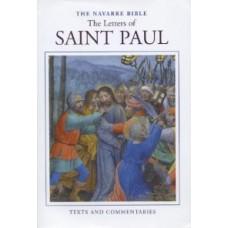 The Navarre Bible The Letters of Saint Paul