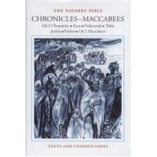 The Navarre Bible Chronicles - Maccabees