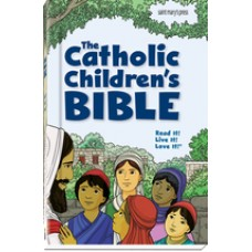 The Catholic Children's Bible (hardcover) Good News Translation