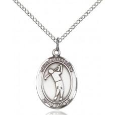 St. Sebastian Golf Medal