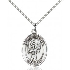 St. Christopher Baseball Medal