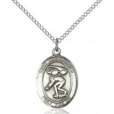 St. Christopher Swimming Medal