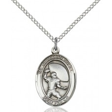 Guardian Angel Football Medal