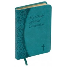 MY DAILY SPIRITUAL COMPANION (GREEN IMIT. LEATHER)