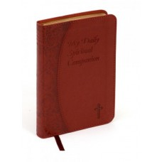 MY DAILY SPIRITUAL COMPANION (BURGUNDY IMIT. LEATHER)