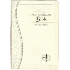 ST. JOSEPH N.A.B. (GIFT EDITION-MEDIUM SIZE)MARRIAGE BIBLE