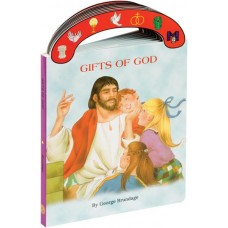 "GIFTS OF GOD ST. JOSEPH ""CARRY-ME-ALONG"" BOARD BOOK"