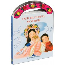 "OUR BLESSED MOTHER ST. JOSEPH ""CARRY-ME-ALONG"" BOARD BOOK"