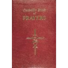 Catholic Book Of Prayers-Burg Leather