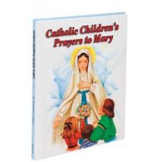 Catholic Children's Prayers To Mary