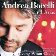 Sacred Arias Andrea Bocelli