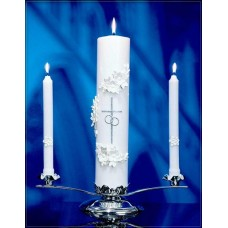 Holy Matrimony Ensemble  Silver / White
