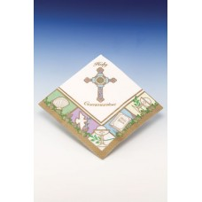 3-PLY HOLY COMMUNION COCKTAIL NAPKIN