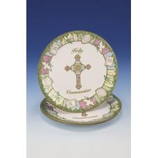 "7"" HOLY COMMUNION PLATES"