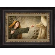 Thread of Faith 22x17 framed giclee canvas By Howard Lyon