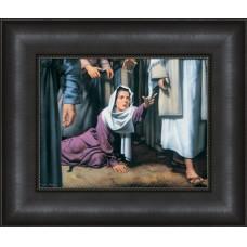 Touch of Faith By Simon Dewey