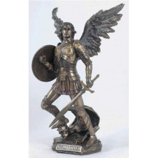 "Archangel Michael  12.75"""
