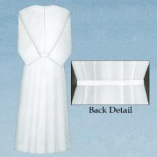 Clergy Fitted Alb (Poly/Cotton)