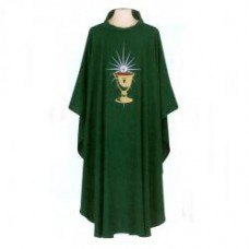 Chalice & Host Chasuble (Polyester)