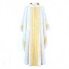 Striped Chasuble (Polyester)