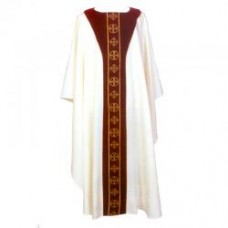 Cross & Wheat Chasuble (Polyester)