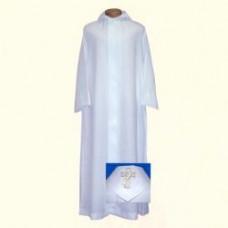 Deacon Alb (100% Polyester)
