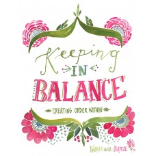 Walking With Purpose (301 Keeping In Balance Bible Study )